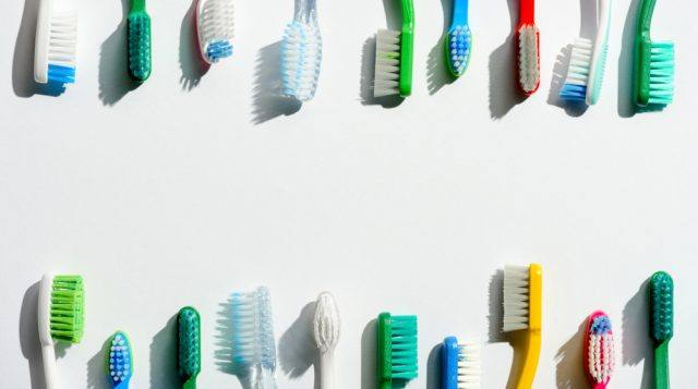 right toothbrush